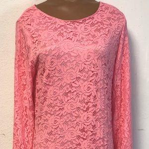Dresses & Skirts - Beautiful Pink Maxi cocktail dress